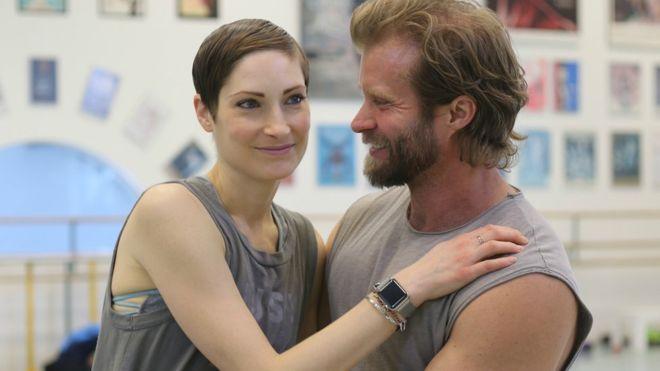 """Catherine Wreford y Craig Ramsay actuarán y bailarán en """"Romeo y Julieta"""" en Winnipeg, Canadá (HEATHER MILNE)"""