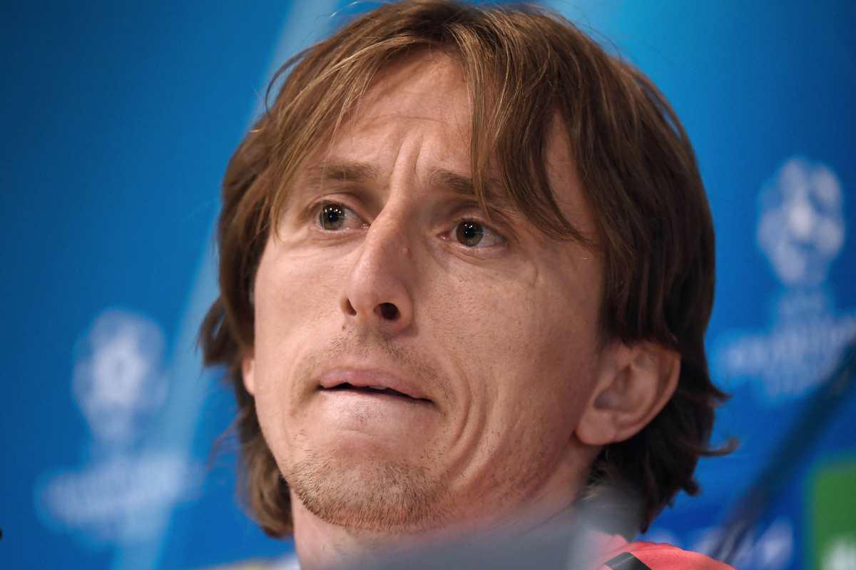 Modric señala a los delanteros del Real Madrid por no llenar el vacío que dejó Cristiano Ronaldo