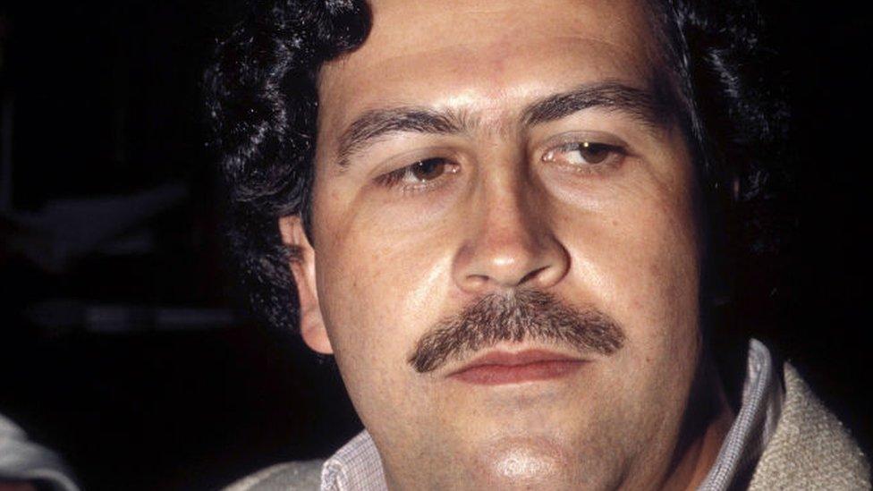 Pablo Escobar fue el capo más buscado de fines del siglo XX.