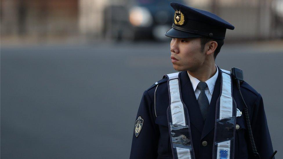 Japón es uno de los países más seguros del mundo.