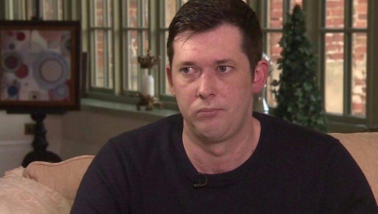 """El agente deportivo Mark McKay dice que no quiere considerarse """"una víctima""""."""