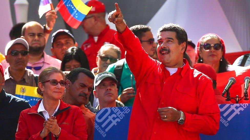 ¿Puede hacer algo Nicolás Maduro para seguir negociando pese a las sanciones?