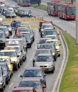 Las ciudades con mayor congestión son Moscú, Estambul y Bogotá, según el estudio de INRIX.