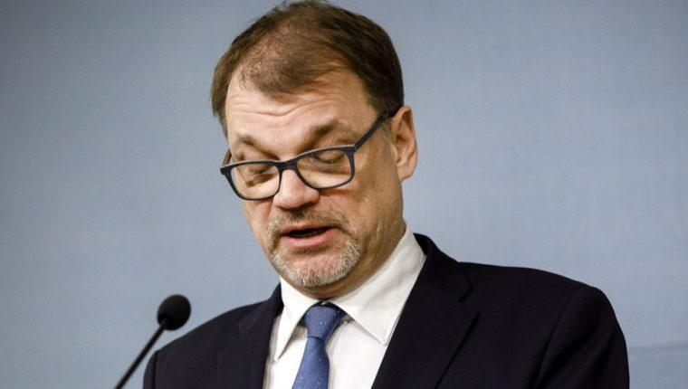 El primer ministro Juha Sipila anunció la reunión de todo su gabinete