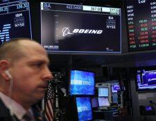 Las acciones del constructor de aviones estadounidense llegaron a caer hasta un 12%.