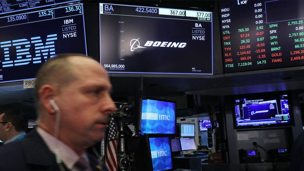 Accidente de avión en Etiopía: Boeing se desploma en bolsa tras sufrir dos siniestros en solo 5 meses