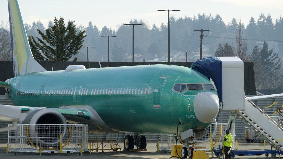 Este lunes, varios países suspendieron el uso del Boeing 737 MAX 8, como medida de cautela.