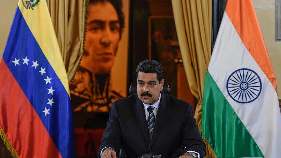 Venezuela ha encontrado un aliado fundamental en India.
