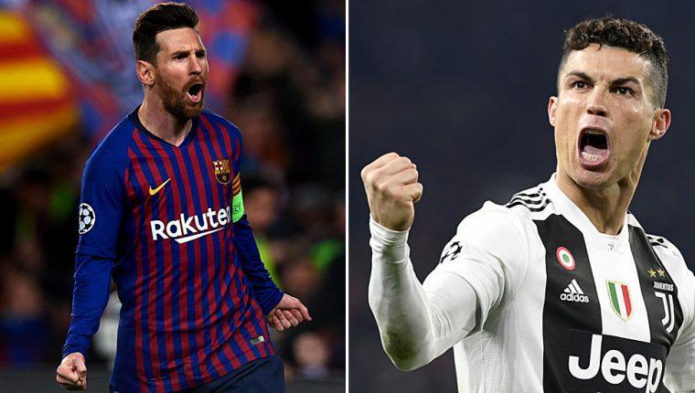 Lionel Messi y Cristiano Ronaldo han dominado el fútbol de clubes desde hace más de 15 años.