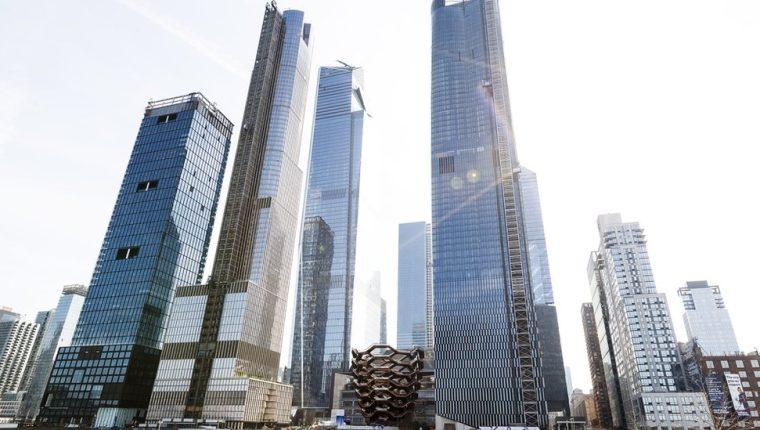 El Hudson Yard es la primera etapa de un proyecto que prevé extenderse sobre 11 hectáreas.