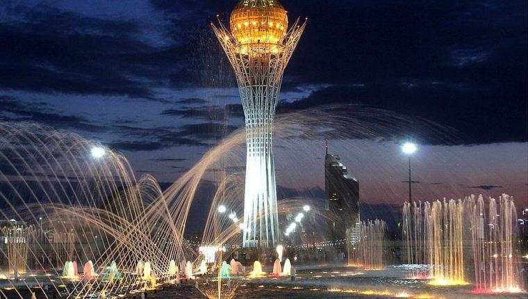 Astaná es la capital más joven del mundo.