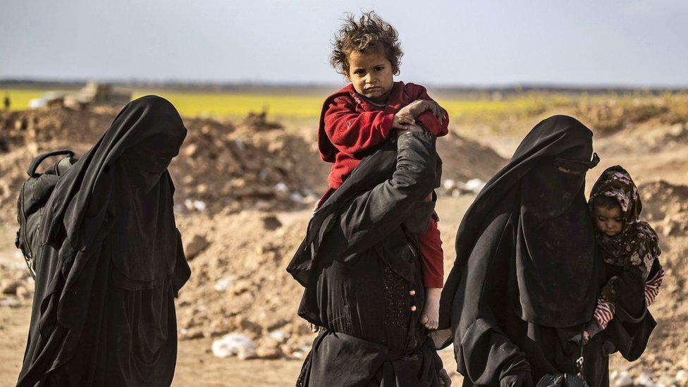 Estado Islámico ya no controla ningún territorio. Pero eso no significa que haya perdido su capacidad de hacer daño. AFP