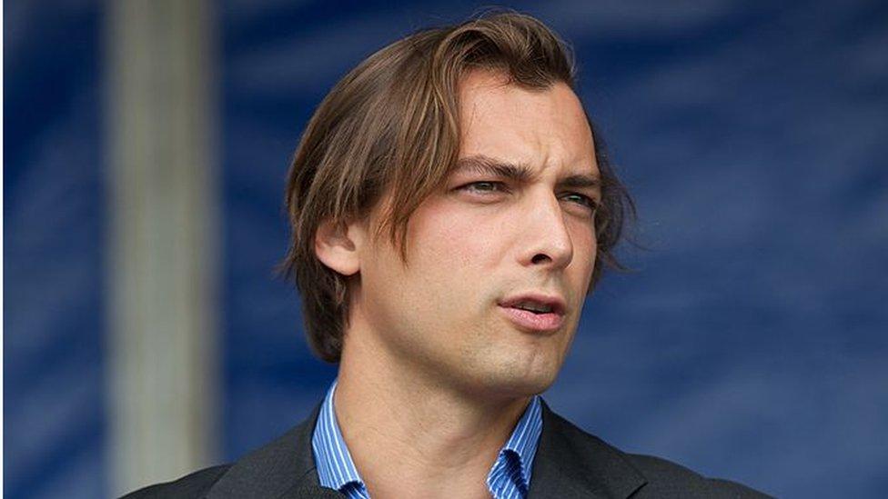 Thierry Baudet, el excéntrico nuevo rostro de la extrema derecha holandesa que toca el piano, juega ajedrez y publica desnudos en Instagram