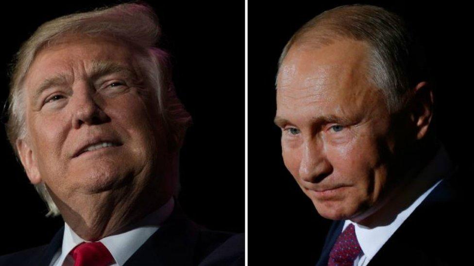 Trump y Putin no ceden en sus posiciones.