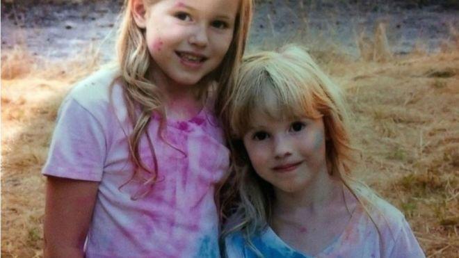 """El """"milagro"""" de las niñas que sobrevivieron 44 horas solas y perdidas en un bosque"""