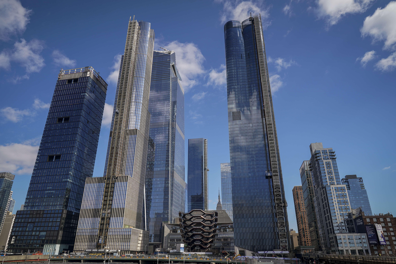Este viernes se inaugura el barrio Hudson Yards con rascacielos, un centro de arte y tiendas de lujo.