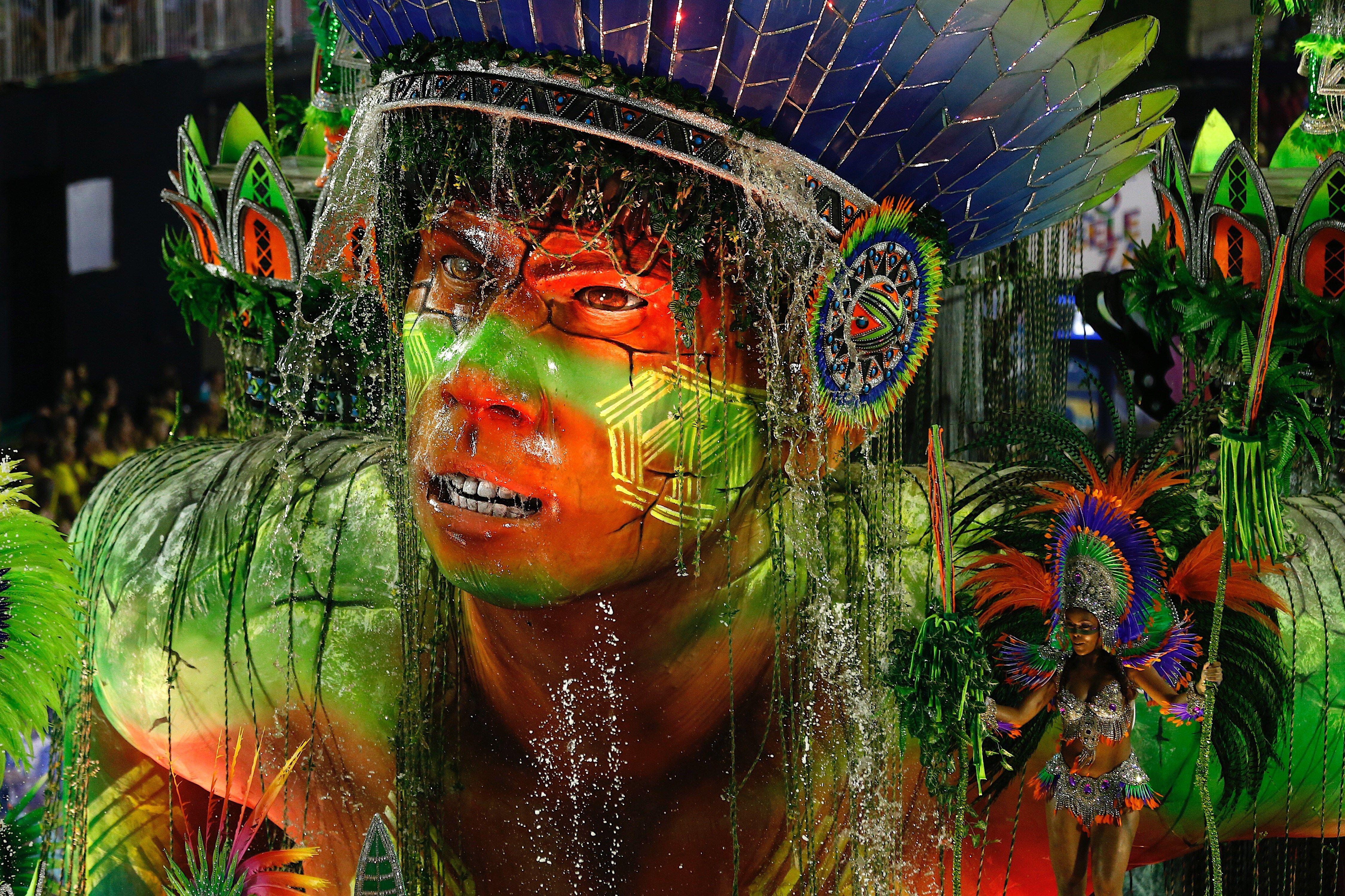 Todas las celebraciones de carnaval terminan este día.