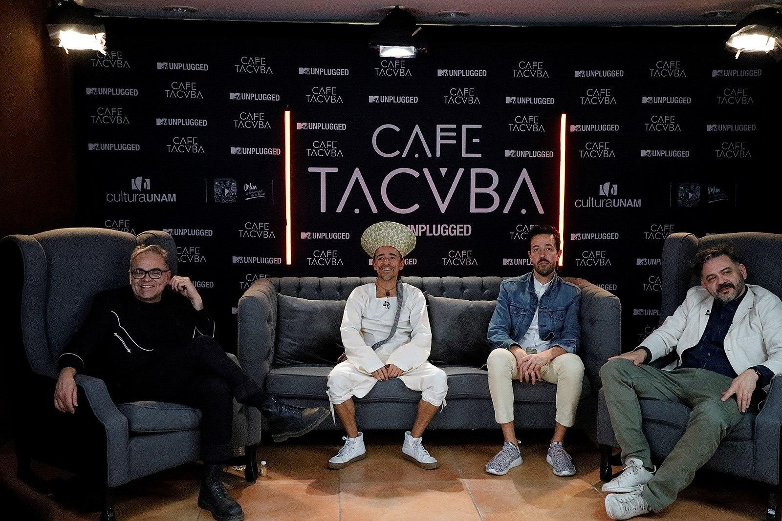 Café Tacvba también fue víctima de la inseguridad en México (Foto Prensa Libre: EFE).