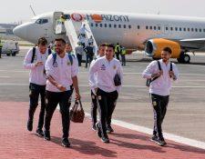La Selección de Argentina ya se encuentra en Marruecos para el partido de este martes. (Foto Prensa Libre: EFE)