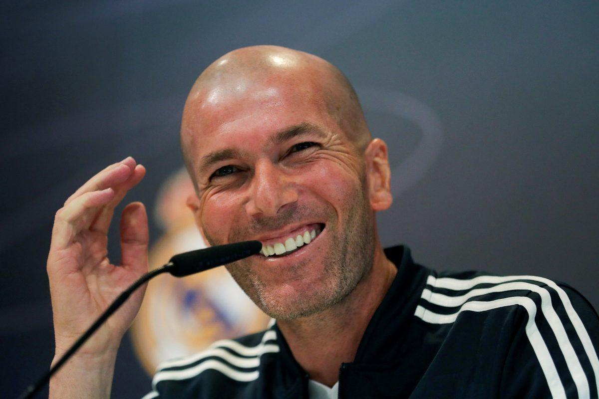 """Zidane alaba a Pogba, """"es un jugador realmente diferente"""""""