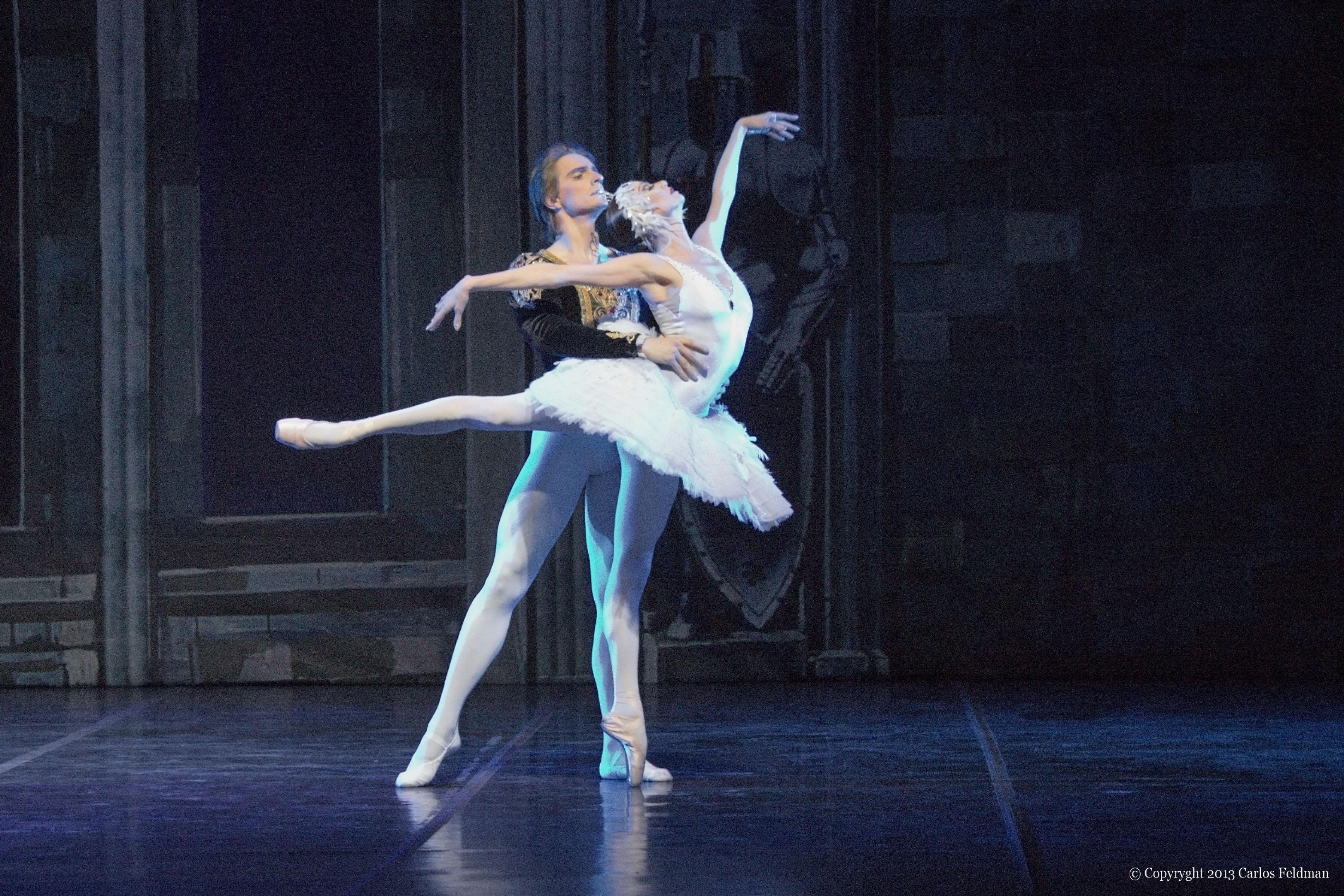 Ocho de los mejores bailarines de ballet de Rusia ofrecerán una presentación única en Guatemala. (Foto Prensa Libre, cortesía de Alexander González)