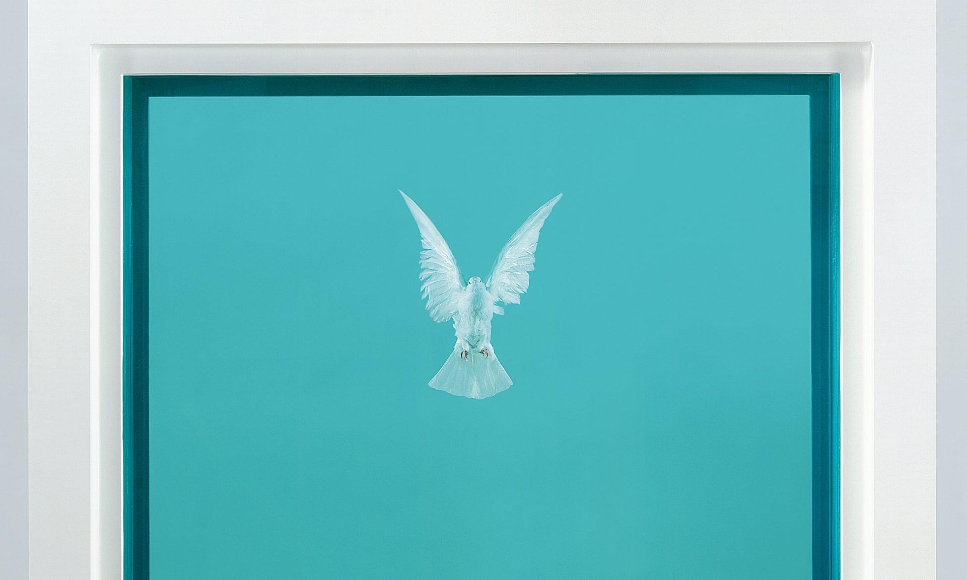 """""""The Incomplete Truth"""", una obra realizada en el 2006 por Damien Hirst. (Foto: Christie's)"""