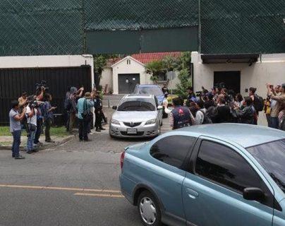 Ocho congresistas de EE. UU. escribieron una carta de apoyo a Jimmy Morales por su decisión de expulsar a la Cicig. (Foto: Hemeroteca PL)