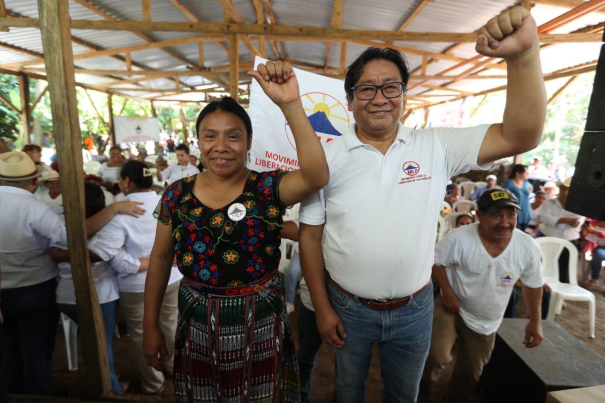 TSE rechaza impugnación a candidatura presidencial de Thelma Cabrera