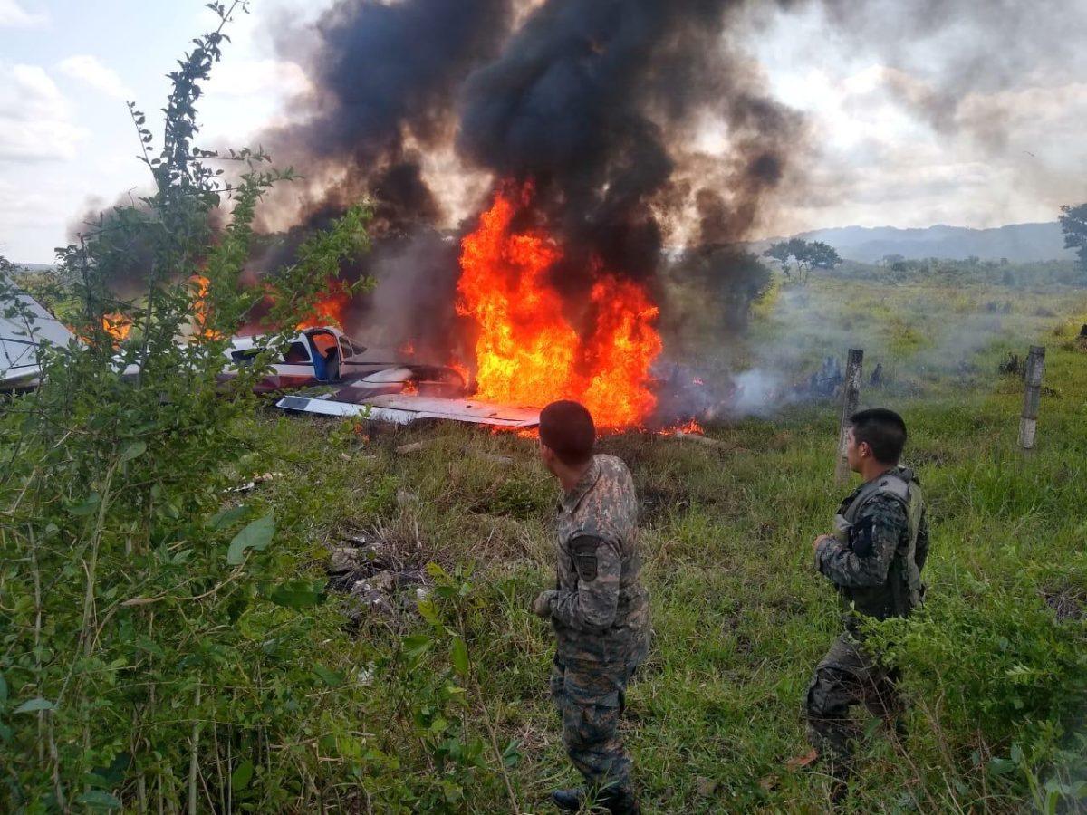 Esto se sabe del accidente de avioneta en Rubelsanto, Alta Verapaz