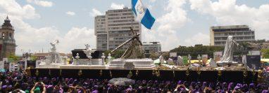 Las tradiciones cristianas son contenidos de mucha trascendencia para las audiencias de Prensa Libre y Guatevisión. (Foto: Néstor Galicia)