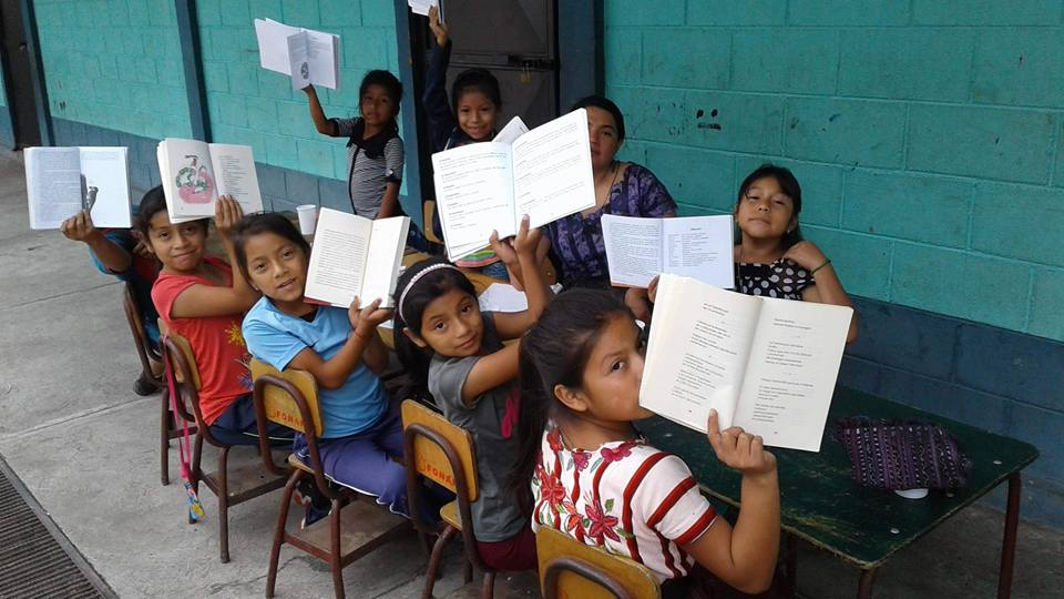 Niños, jóvenes y adultos tendrán la oportunidad de acercarse a la literatura en la edición 2019 de la FILIJC (Foto Prensa Libre: FILIJC)