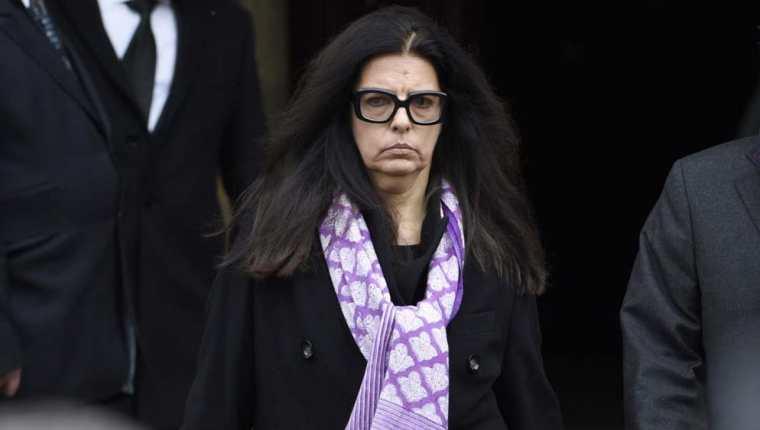 Bettencourt Meyers, que vive en París, es la presidenta de la Fundación Bettencourt Schueller. (Foto Prensa Libre: AFP)