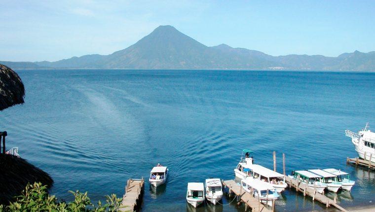 El Lago de Atitlán es uno de los destinos turísticos más importantes del país. (Foto: Hemeroteca PL)