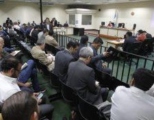 El caso Construcción y Corrupción fase II busca esclarecer la red de cobros ilegales dentro del Ministerio de Comunicaciones, a cargo de Alejandro Sinibaldi. (Foto Prensa Libre: Hemoroteca PL)