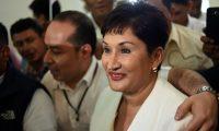 Thelma Aldana, exfiscal General y candidata presidencial proclamada por el Movimiento Semilla. (Foto Prensa Libre: Hemeroteca PL)