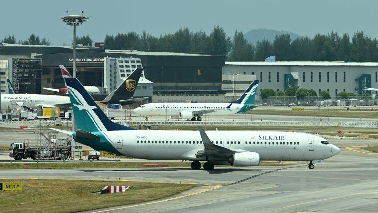 Sobre el espacio aéreo guatemalteco han transitado aviones Boeing 737 Max. (Foto Prensa Libre: Hemeroteca PL)