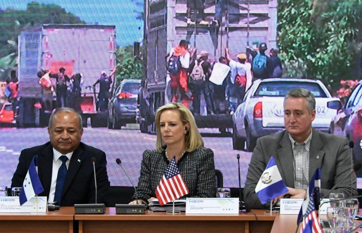 EE. UU. no ha suspendido ayuda a fuerzas de tarea, asegura Enrique Degenhart
