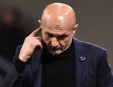 El entrenador Luciano Spalletti asegura que Icardi no es un jugador que haga la diferencia. (Foto Prensa Libre: AFP)