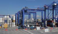 La infraestructura portuaria es indispensable la comercialización. (Foto Prensa Libre: Hemeroteca PL)