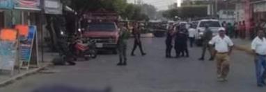 Lugar donde se registró el ataque contra los guatemaltecos en Chiapas. (Foto Prensa Libre: Cortesía).