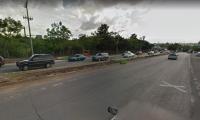 Vecinos aseguran que el sábado por la noche tuvieron dificultad para transitar por el bulevar Rafael Landívar, zona 16. (Foto Prensa Libre: google maps)