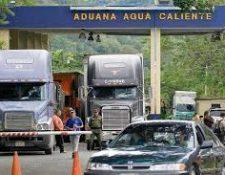 La Declaración Única Centroamericana deberá usarse a partir del 1 de abril, según informó la SAT. (Foto, Prensa Libre: Hemeroteca PL).