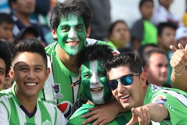 El equipo antigüeño espera que su afición llegue a apoyarlos. (Foto Prensa Libre: Hemeroteca PL)