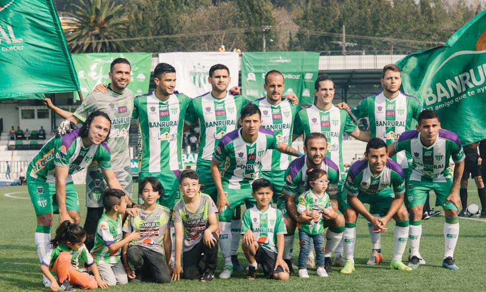 Antigua GFC tendrá un amistoso internacional el próximo 23 de marzo. (Foto Prensa Libre: Antigua GFC)