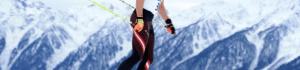 Max Hauke, fotografiado en los Juegos Olímpicos de Sochi 2014, fue grabado supuestamente inyectándose sangre alterada durante el Campeonato Mundial de Esquí Nórdico en Austria. GETTY IMAGES