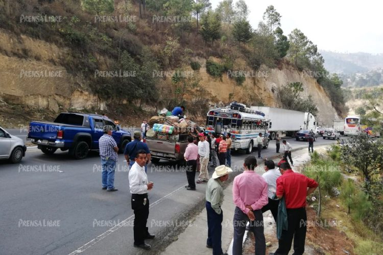 Decenas de afectados por el enfrentamiento.
