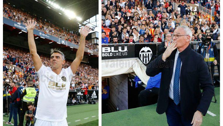 El Valencia vivió una fiesta este domingo. (Foto Prensa Libre: @valenciacf)