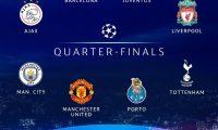 Las llaves de cuartos de final se definen en estos días. (Foto Prensa Libre: Redes)