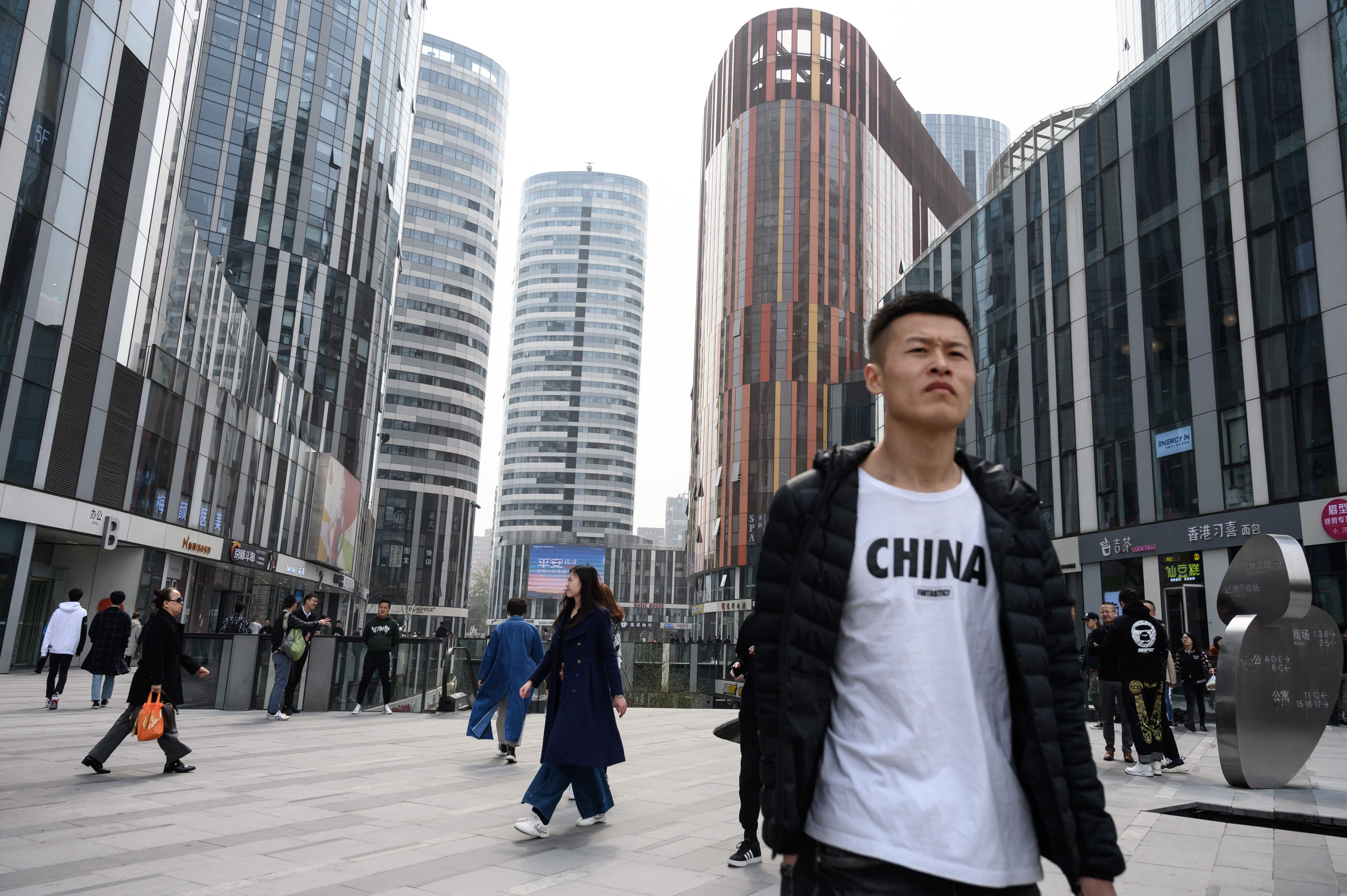 China trabaja en una aplicación que busca ayudar a los turistas a localizar los baños públicos más cercanos. (Foto Prensa Libre: AFP)