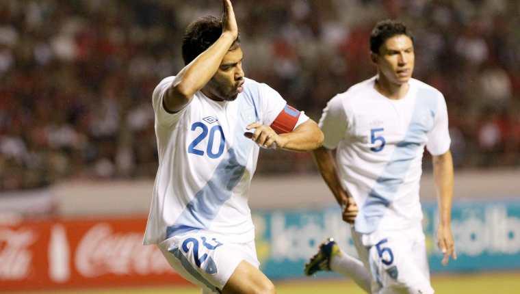 """Carlos """"el Pescado"""" Ruiz se mostró afectado por la eliminación de Guatemala  a Qatar 2022 y crítico a los directivos de la Fedefut. (Foto Carlos Ruiz)."""